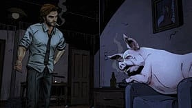 The Wolf Among Us - Episode 3: A Crooked Mile screen shot 4