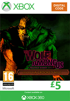 The Wolf Among Us - Episode 3: A Crooked Mile Xbox Live Cover Art