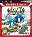 Sonic Generations (PS3 Essentials) PlayStation 3