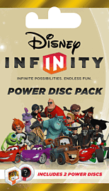 Disney INFINITY Tron Terrain Power Disc Pack - Only at GAME Toys and Gadgets