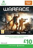 Warface: Xbox 360 Edition Xbox Live