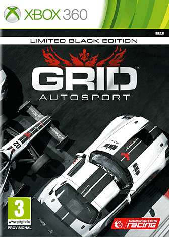 GRID Autosport designed around fan feedback.