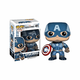Marvel Captain America Pop Vinyl Figure Toys and Gadgets