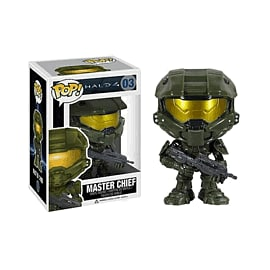 Halo Master Chief Pop Vinyl Figure Toys and Gadgets