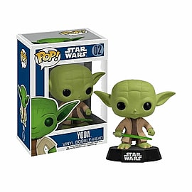 Star Wars Yoda Pop Vinyl Figure Toys and Gadgets