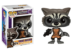 Guardians of The Galaxy Rocket Pop Vinyl Figure Toys and Gadgets