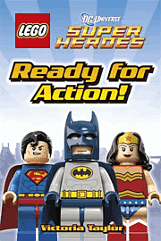 LEGO DC Super Heroes Ready For Action (Reader Level 1) Accessories