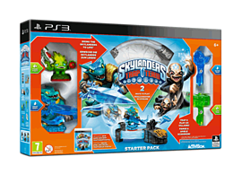 Skylanders Trap Team Starter Pack PlayStation-3