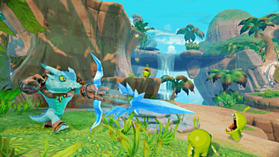 Skylanders Trap Team Starter Pack screen shot 3