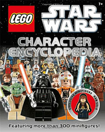 LEGO Star Wars Character Encyclopedia Accessories