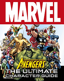 Marvel Avengers The Ultimate Character Guide Accessories