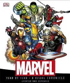 Marvel Year By Year Chronicle Accessories