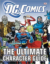 DC Ultimate Character Guide Accessories
