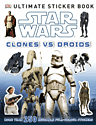 Star Wars Clones vs. Droids Ultimate Sticker Book Strategy Guides and Books