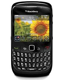Preowned BlackBerry Curve 8520 Black (Grade B)- Unlocked Sku Format Code