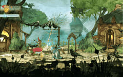 Child of Light screen shot 4