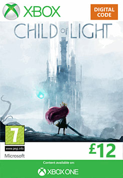 Child of Light Xbox Live Cover Art