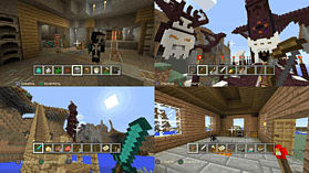 Minecraft: PlayStation 4 Edition screen shot 2