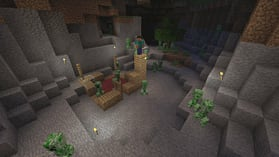 Minecraft: PlayStation 4 Edition screen shot 9