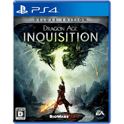 Dragon Age: Inquisition Deluxe Edition - Only at GAME PlayStation 4 Cover Art