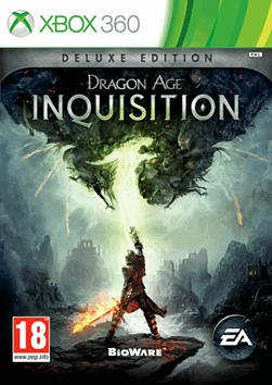 Dragon Age: Inquisition Deluxe Edition - Only at GAME Xbox 360