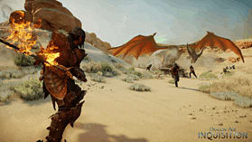Dragon Age: Inquisition Deluxe Edition - Only at GAME screen shot 1