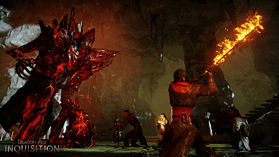 Dragon Age: Inquisition Deluxe Edition screen shot 9