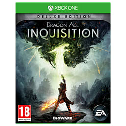 Dragon Age: Inquisition Deluxe Edition Xbox One Cover Art