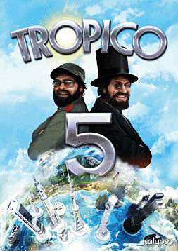 Tropico 5 PC Games Cover Art