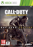 Call of Duty: Advanced Warfare Day Zero Edition with Custom Exo-skeleton – Only at GAME Xbox 360