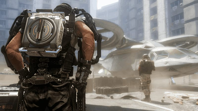 Cod Advanced Warfare Xbox One Screenshot