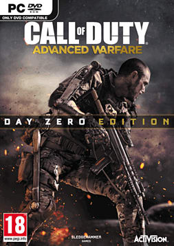Call of Duty: Advanced Warfare Day Zero Edition PC Games Cover Art