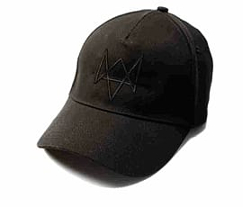 Watch Dogs Aidens Basecap Clothing and Merchandise