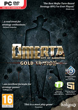 Omerta - City of Gangsters Gold Edition PC Games