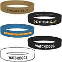 Watch Dogs Silicon Wrist Bands - Assorted Clothing and Merchandise
