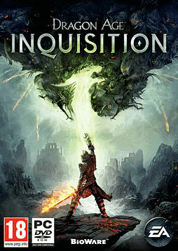 Dragon Age: Inquisition PC Games Cover Art