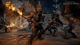 Dragon Age: Inquisition screen shot 5