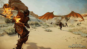Dragon Age: Inquisition screen shot 6