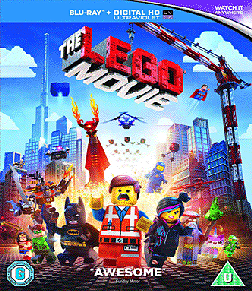 The LEGO Movie (Blu-Ray) Blu-Ray