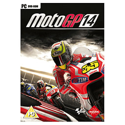 Moto GP 14 PC Games Cover Art