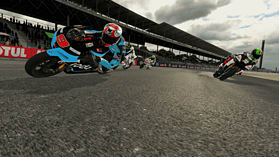 Moto GP 14 screen shot 1