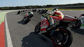 Moto GP 14 screen shot 4