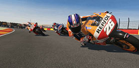 Moto GP 14 screen shot 11