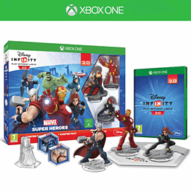 Disney INFINITY 2.0 Marvel Super Heroes Starter Pack Xbox One
