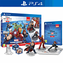 Disney INFINITY 2.0 Marvel Super Heroes Starter Pack PlayStation 4