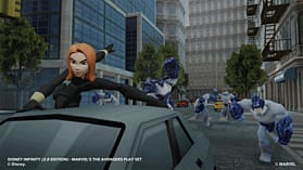Disney INFINITY 2.0 Marvel Super Heroes Starter Pack screen shot 1
