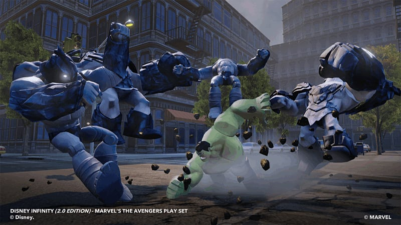Disney Infinity 2.0 preview at GAME.co.uk