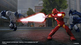 Disney INFINITY 2.0 Marvel Super Heroes Starter Pack screen shot 5