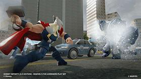 Disney INFINITY 2.0 Marvel Super Heroes Starter Pack screen shot 6