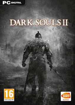 Dark Souls II PC Games Cover Art